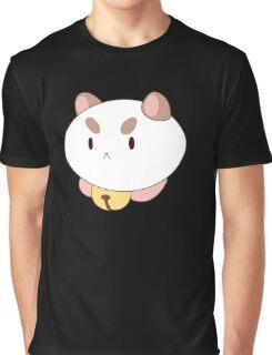 Puppycat Peasant Graphic T-Shirt