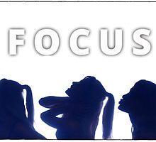 Focus- Ariana Grande Silhouettes by moonlightboca