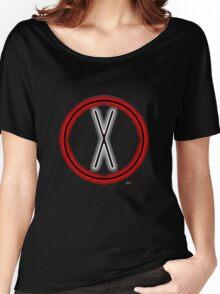 X light logo Women's Relaxed Fit T-Shirt