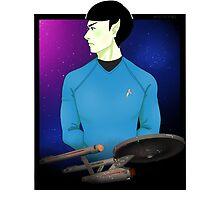 Spock by kitotekika