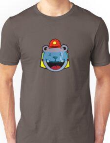 Koala bear fireman VRS2 Unisex T-Shirt