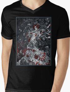 Magic violin Mens V-Neck T-Shirt