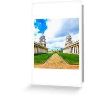 London - Greenwich II Greeting Card