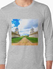 London - Greenwich II Long Sleeve T-Shirt