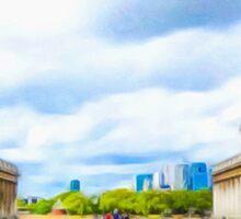 London - Greenwich II Sticker