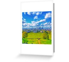 London - Greenwich I Greeting Card