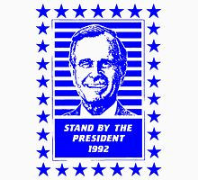 STAND BY THE PRESIDENT (BUSH '92) Men's Baseball ¾ T-Shirt