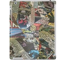 Collection Of Vintage Horror iPad Case/Skin