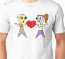 Voodoo Love (M/F) Unisex T-Shirt