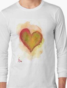 Aceo heart # 3 Long Sleeve T-Shirt