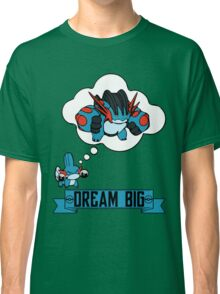Mudkip Dream Big Classic T-Shirt