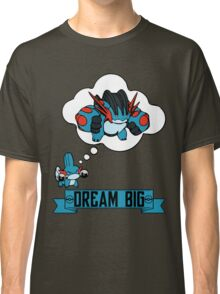 Mudkip Dream Big Classic T-Shirt