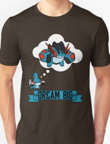 Mudkip Dream Big Unisex T-Shirt