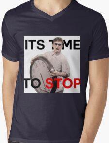 Filthy Frank Time Mens V-Neck T-Shirt