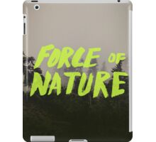 Force of Nature x Cloud Forest iPad Case/Skin
