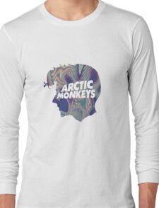Arctic Monkeys Holographic Long Sleeve T-Shirt