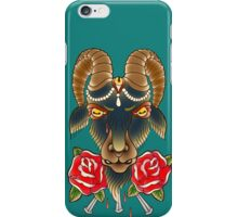 IL CAPRO - THE GOAT iPhone Case/Skin