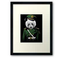 Son of The Red Army Framed Print