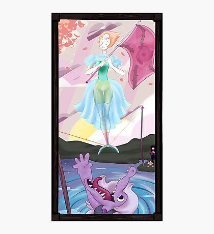 Haunted Universe - The Ballerina and THE CROCODIIILE Photographic Print