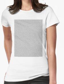 Mean Girls Script Womens Fitted T-Shirt