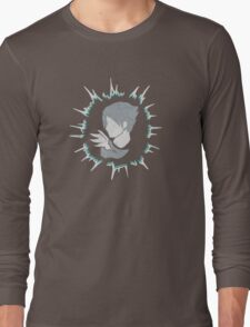 Mercury Black Long Sleeve T-Shirt