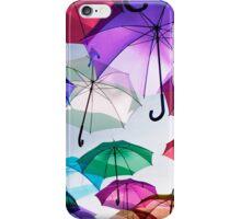 Umberellas iPhone Case/Skin