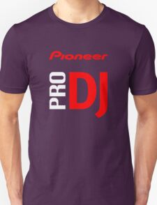 Pioneer Pro DJ Let's Party Like It's Steve Aoki Tis Tis Tis But A Scratch Daft Nuts T-Shirt