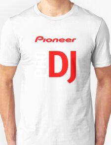Pioneer Pro DJ Let's Party Like It's Steve Aoki Tis Tis Tis But A Scratch Daft Nuts Unisex T-Shirt