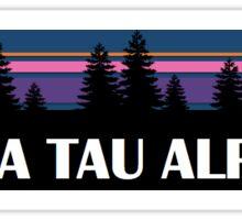 ZTA wilderness Sticker