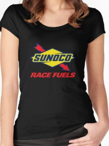 "Sunoco ""On Your Left Running Club"" Kessel Fun-Run PC Gaming Master Race Women's Fitted Scoop T-Shirt"