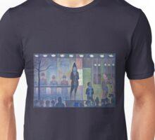 Georges Seurat Parade de Cirque Unisex T-Shirt