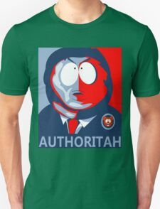 Respect my Authoritah Unisex T-Shirt