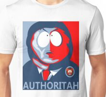 Respect my Authoritah Unisex T-Shirt