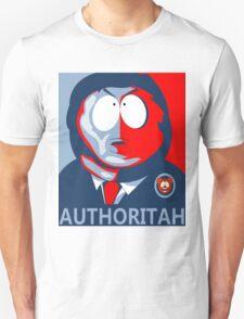 Respect my Authoritah T-Shirt