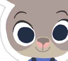 Judy Hopps: Zootopia! Sticker