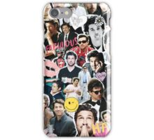 Patrick Dempsey WITH SMILEY iPhone Case/Skin