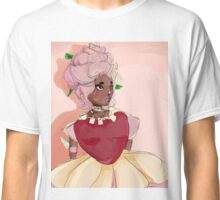 Woman of the roses Classic T-Shirt