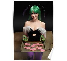 Would You like some of My Cookies? Poster