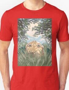 lying in the grass T-Shirt