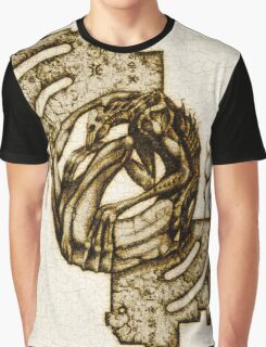 Humanoid 02 by Landron Artifacts Graphic T-Shirt