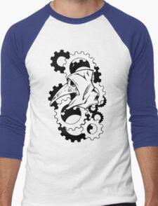 Plague Doctor Gears Men's Baseball ¾ T-Shirt