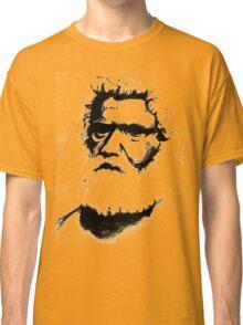 Tribal Elder - Australian Aborigine Digital Version Classic T-Shirt