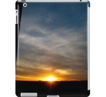 8th Floor Sunset iPad Case/Skin