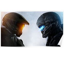 Halo 5 Epic Art Poster Poster