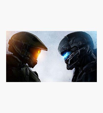 Halo 5 Epic Art Poster Photographic Print