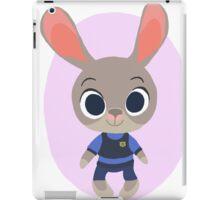 Judy Hopps: Zootopia! iPad Case/Skin
