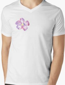 Beauty Mens V-Neck T-Shirt