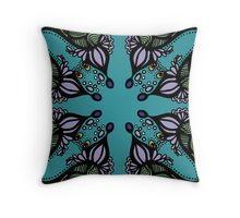 mandala design Throw Pillow
