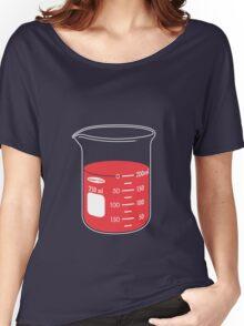 beaker elixir (strawberry) Women's Relaxed Fit T-Shirt