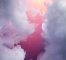 ombre sky by Gloria Lam